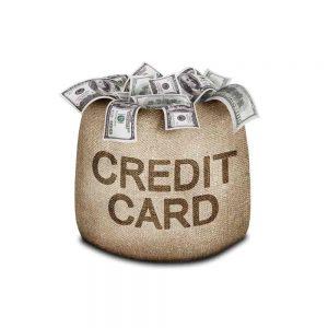 クレジットへのキャッシュバック